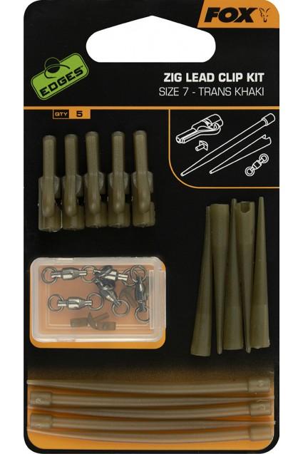 Edges Zig Lead Clip Kit