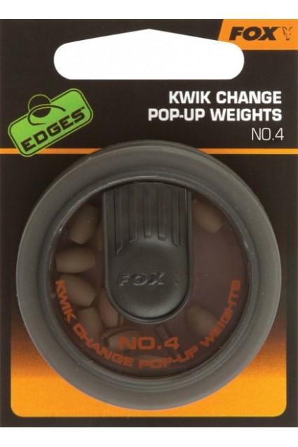 Kwik Change Pop-up Weights No 4