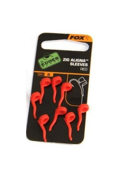 EDGES™ Zig Aligna™ - Zig Aligna Sleeve - Red