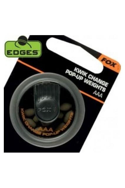EDGES™ Kwik Change Pop Up Weights AAA