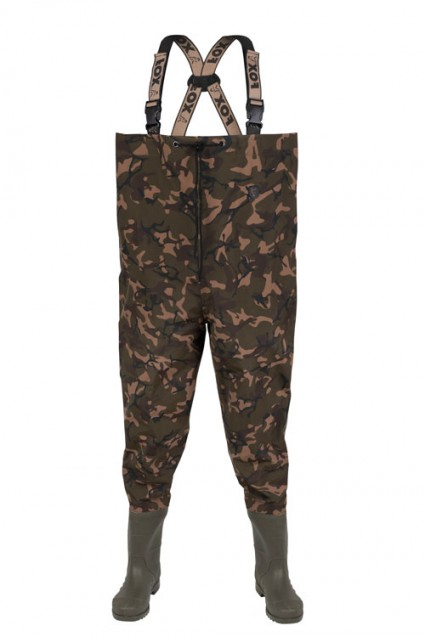 Fox Lightweight Camo Waders
