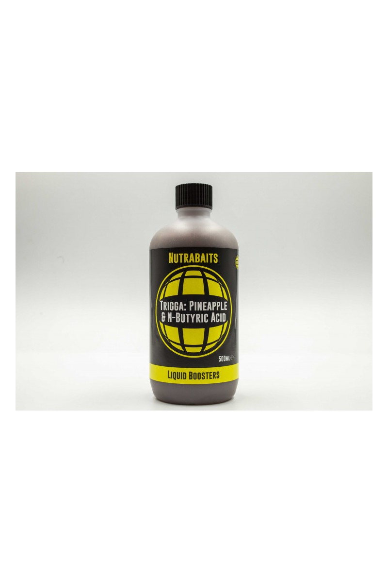 Nutra Baits Trigga Pineapple & N-Butyric 500 ml !New 2021-Nutra Baits