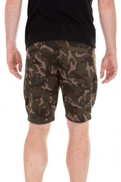 Camo Jogger Shorts