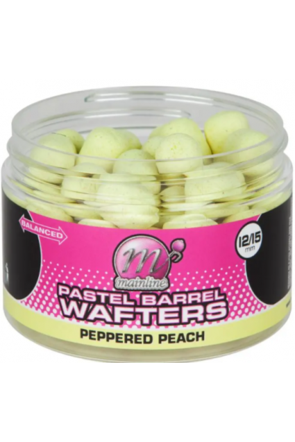 Mainline Pastel Wafter Barrels Peppered Peach