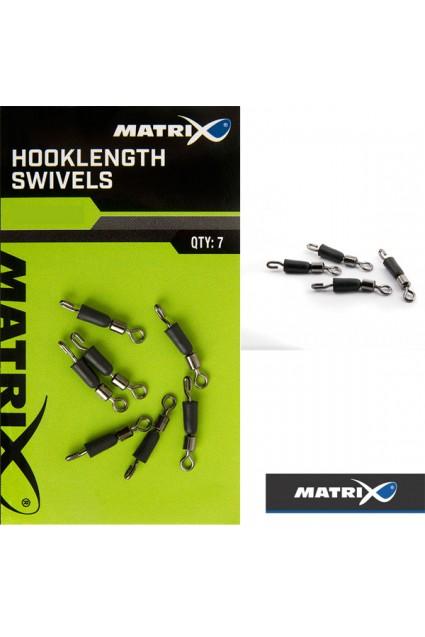 Hooklength Swivels Size 14
