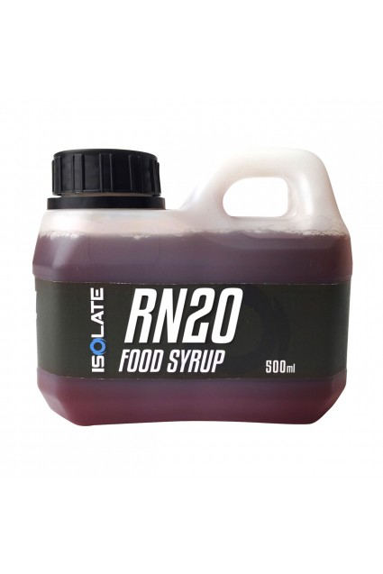 TX1 Isolate Boosteris RN20 500 ml Food Syrup