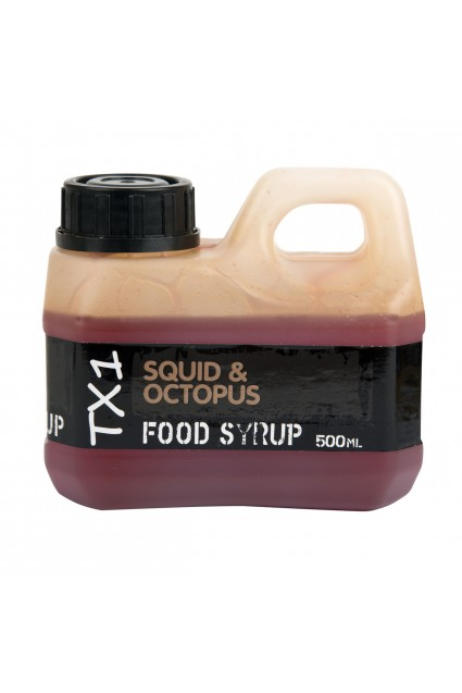 TX1 Isolate Boosteris Squid & Octopus 500 ml Food Syrup