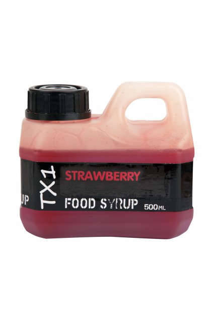 TX1 Isolate Boosteris Strawberry 500 ml Food Syrup