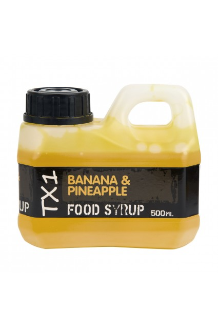 TX1 Isolate Boosteris Banana & Pineapple 500 ml Food Syrup