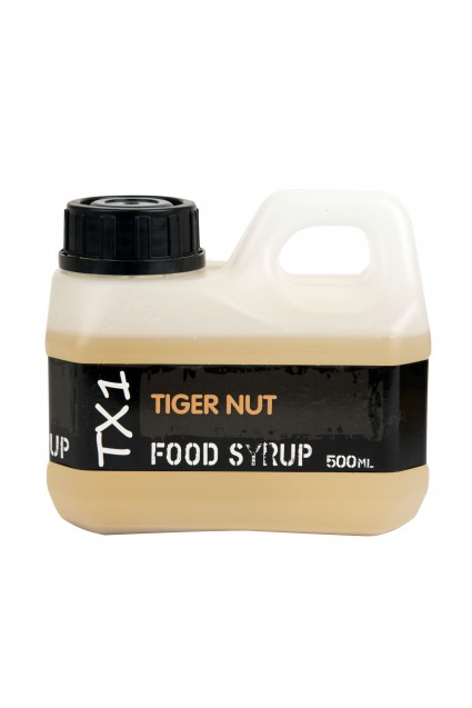 TX1 Isolate Boosteris Tiger Nut 500 ml Food Syrup