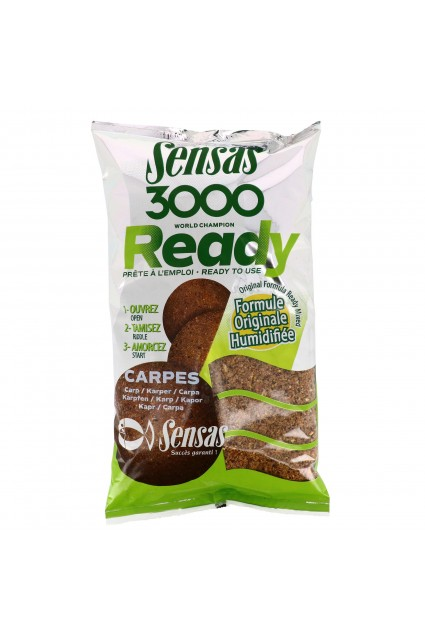 Jaukas Sensas 3000 Ready Method Mix 1 kg