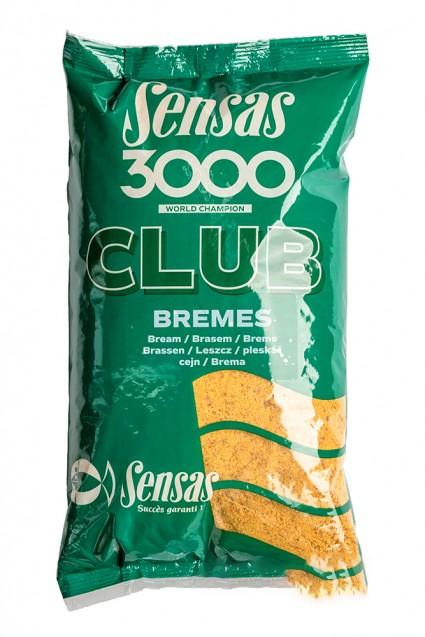 Jaukas Sensas 3000 Club Bremes 1 kg