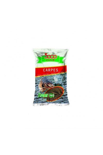 Jaukas Sensas 3000 Club Carpes + Big Fish 1 kg