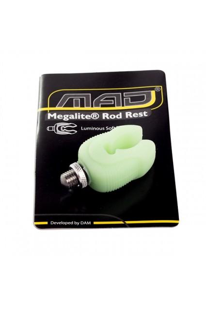 Laikiklis Dam Megalite Rod Rest !Fosforinis