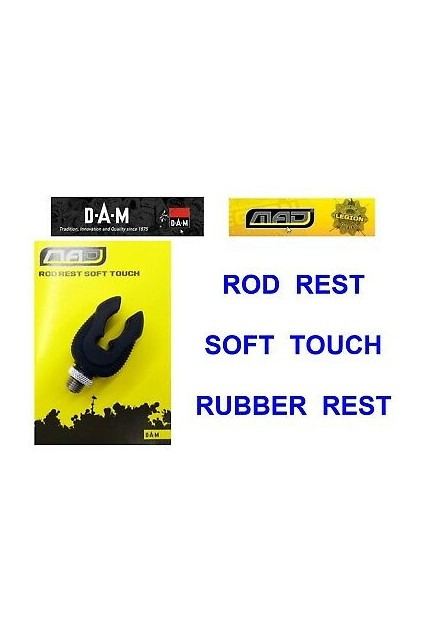 Laikiklis Dam Soft Touch Rod Rest
