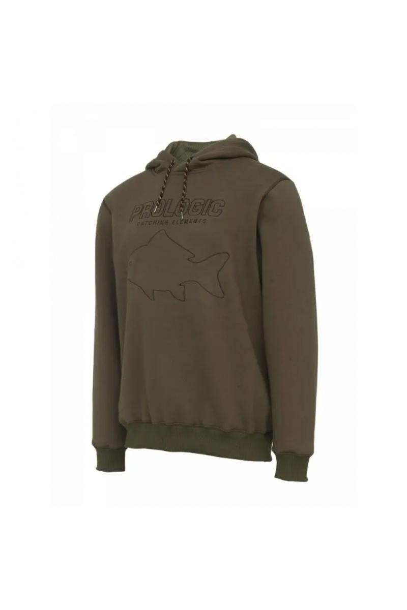 Džemperis Prologic Mega Fish Hoodie-Prologic