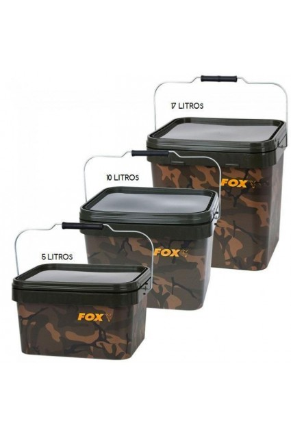 Fox Kibirai Camo square