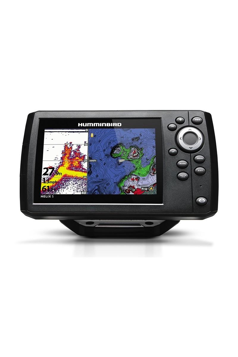 ECHOLOTAS HELIX 5 CHIRP GPS G2-HUMMINBIRD