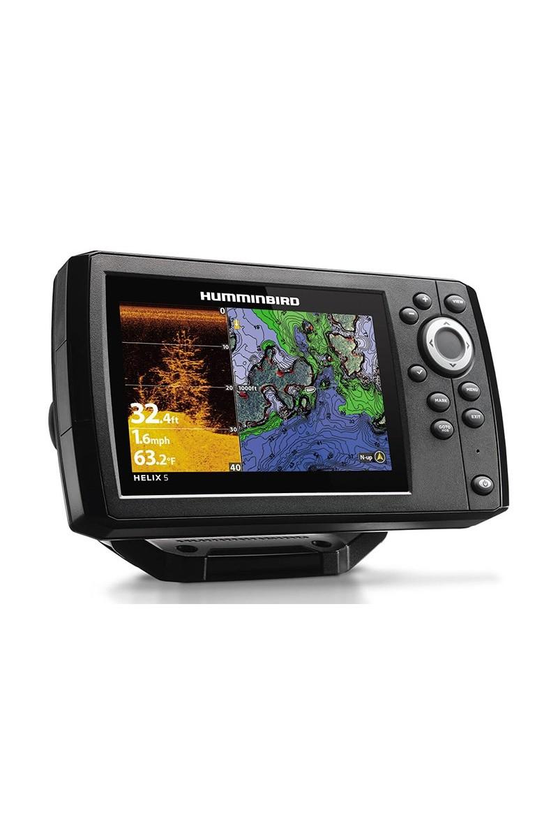 ECHOLOTAS HELIX 5X CHIRP SI GPS G2-HUMMINBIRD