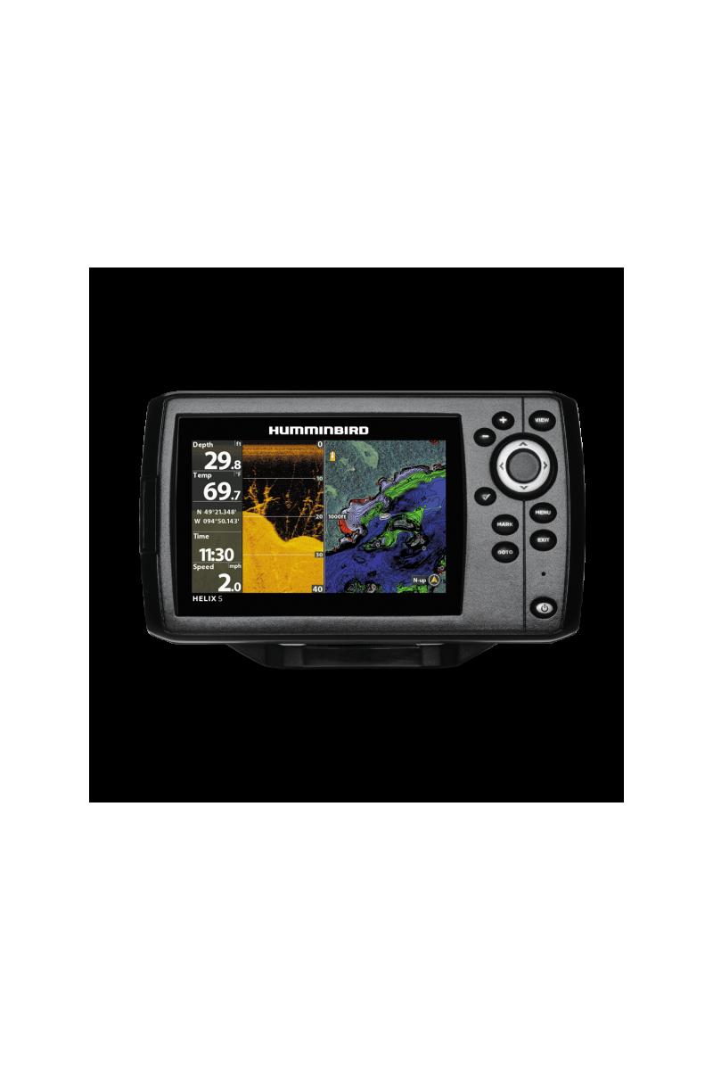ECHOLOTAS HELIX 7X DI GPS-HUMMINBIRD