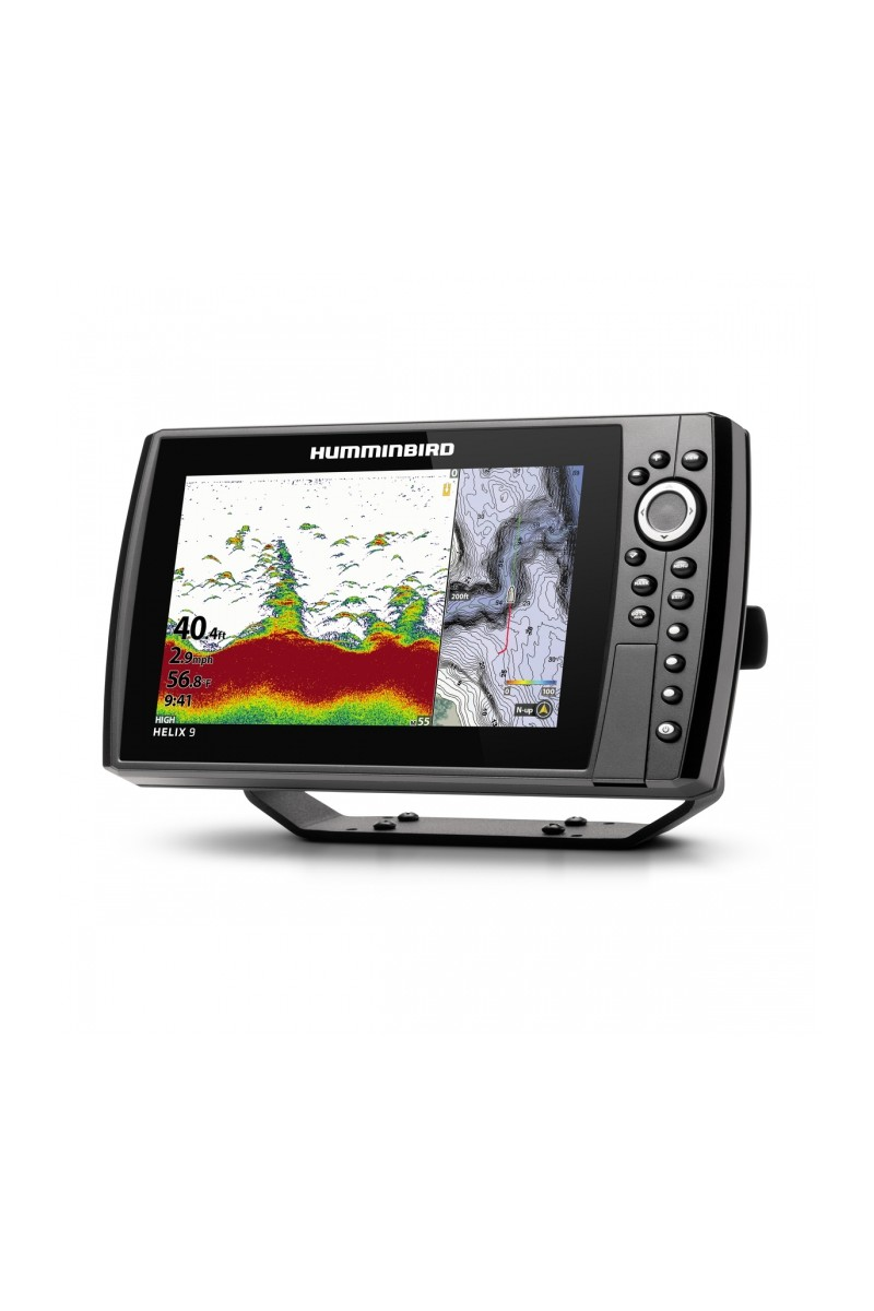 ECHOLOTAS HELIX 8 CHIRP MSI+ GPS G3N-HUMMINBIRD