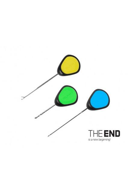 Adatų rinkinys THE END GRIP Set / 3pcs