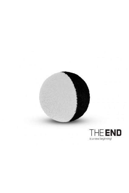 THE END ZIG RIG black-white / 10pcs