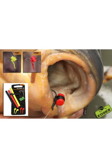 Fox EDGES™ Zig Aligna™ - Kit (red/yellow/black)