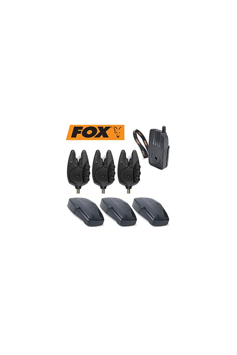 Fox RX+® 3-Rod Set-Fox