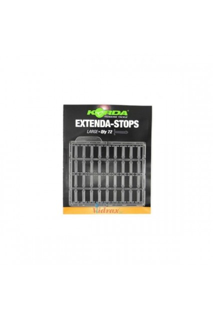 Boilio stabdis Korda Rig Toolz Extenda Stops Large