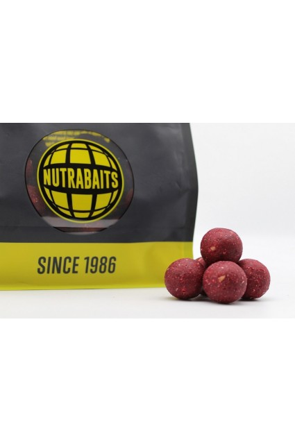Nutra Bait SHELF-LIFE BOILIES Chilli Crab 5 kg