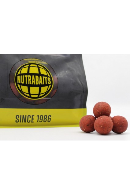Nutra Bait SHELF-LIFE BOILIES BFM Krill & Cranberry + 5 kg