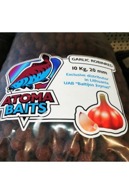 ATOMA BAITS Garlic Robin Red