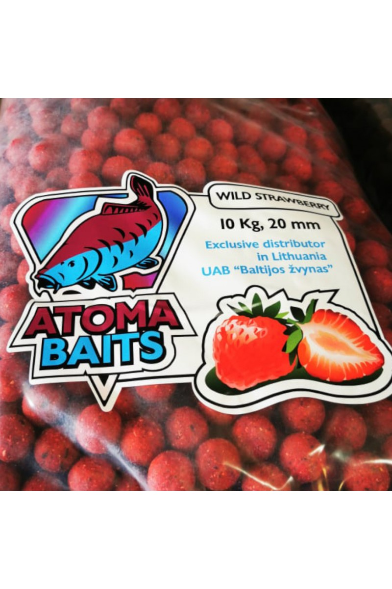 ATOMA BAITS Wild Strawberry-ATOMA BAITS