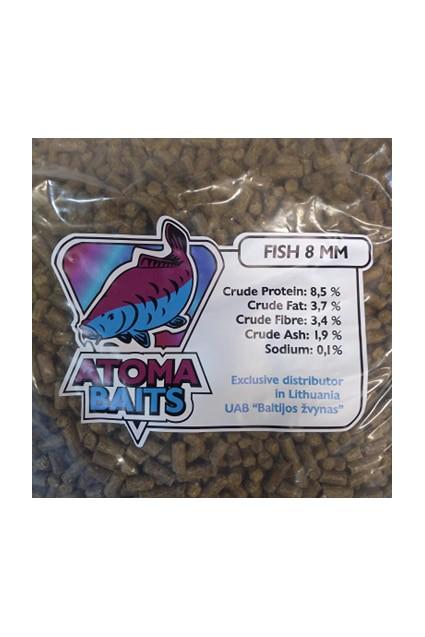 ATOMA BAITS Peletės Fish