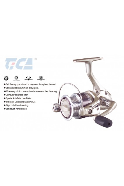 TiCA Cambria LY4000 FD 4+1BB 4.3:1