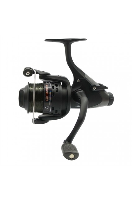 Okuma Carbonite XP Baitfeeder CBF-155a 1bb +spool