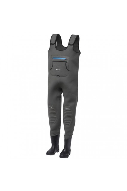 R.T. Break-Point Neoprene Wader w/Cleated Sole