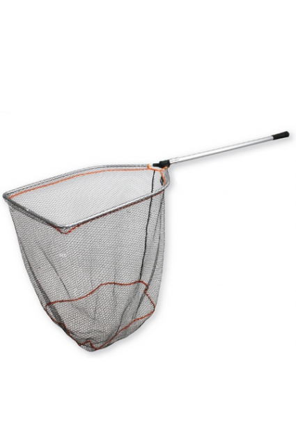 SG Pro Folding Rubber Large Mesh Landing Net Graibštas
