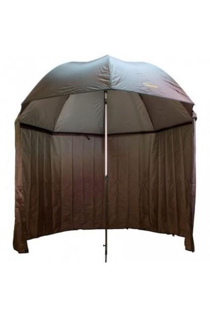 Skėtis Delphin Umbrella su užkabinamu tentu