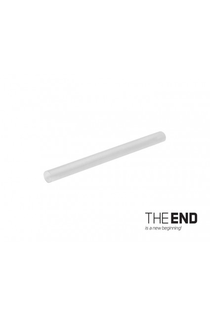 Shrink tube THE END / 30pcs