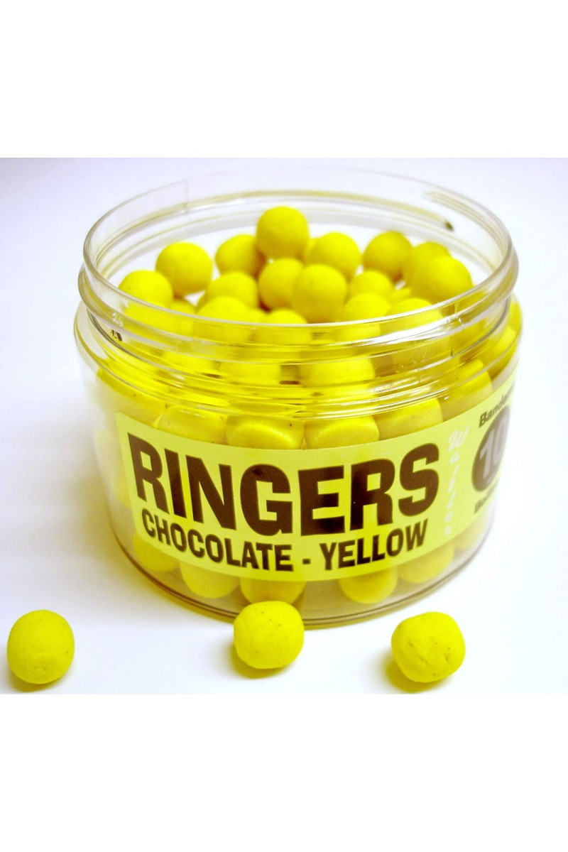 Ringers Yellow Chocolate Orange-RINGERS