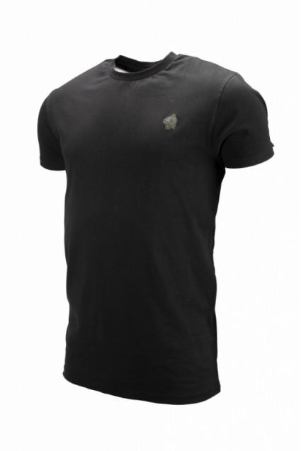 Nash Tackle T-Shirt Black
