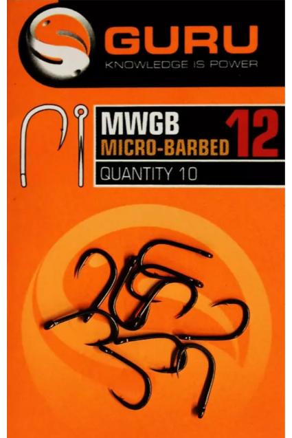 Guru MWG Barbed Hooks