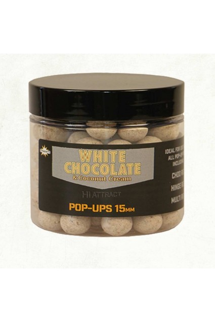 Dynamite White Chocolate Foodbait Pop Ups