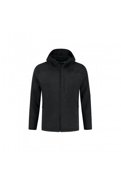 Korda Kore Polar Jacket - Charcoal